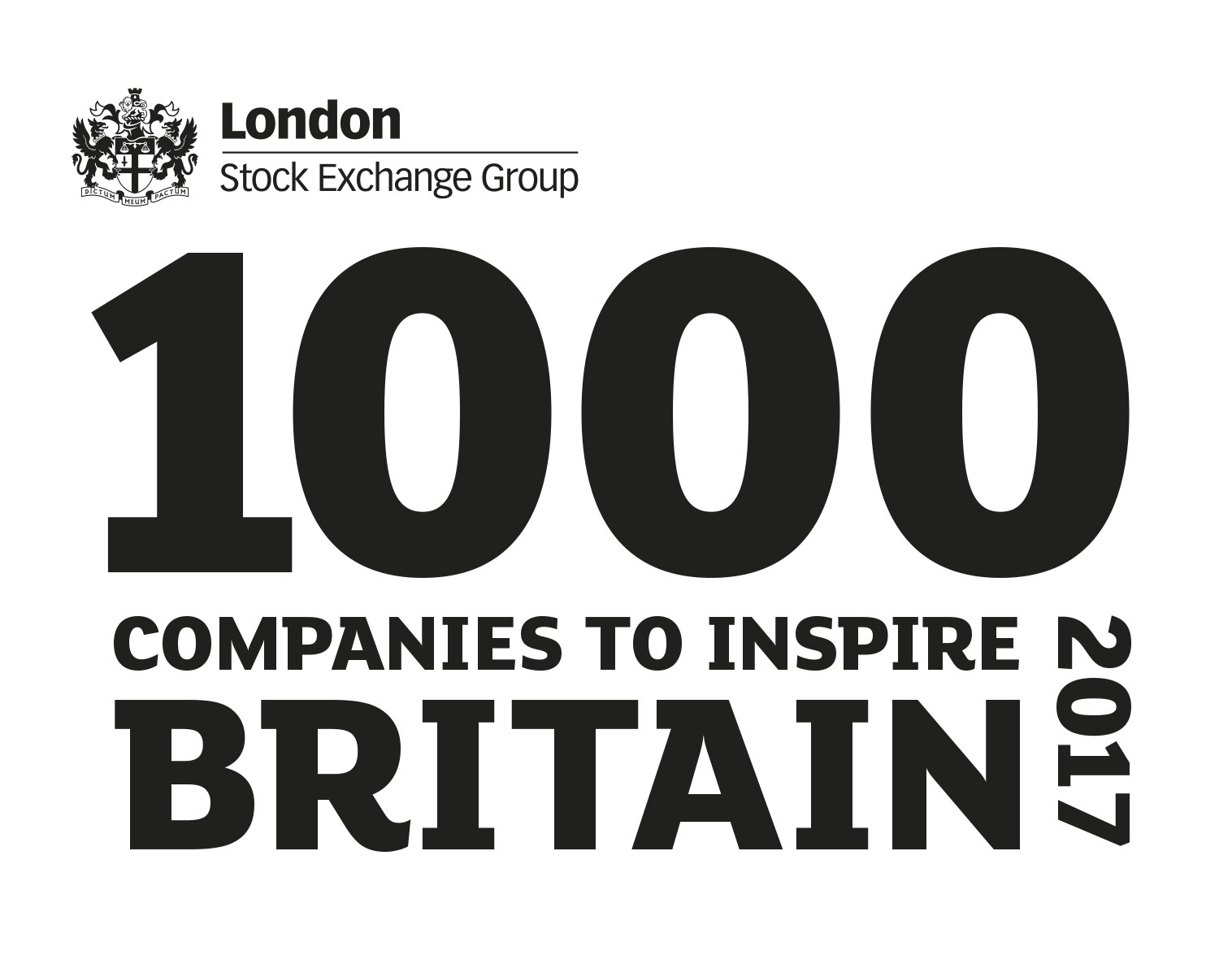 1000 Companies to Inspire 2017