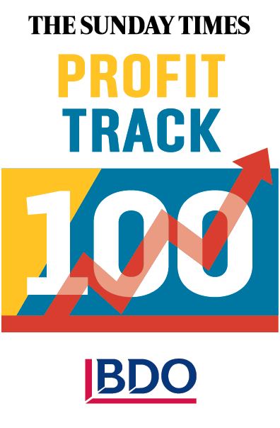 Sunday Times Profit Track 100 BDO